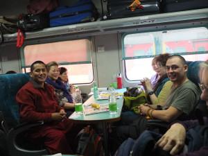Train to Kalka