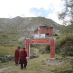 Lopon in Dolpo 22 temple
