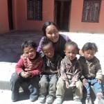 Ugyen and kids 2