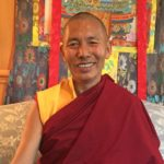 Lama Tashi closeup